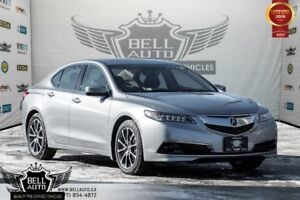 2015 Acura TLX V6 Tech, NAVI, BACK-UP CAM, LEATHER, MOONROOF