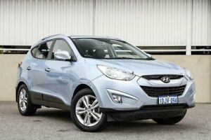 2010 Hyundai ix35 LM MY11 Elite (AWD) Blue 6 Speed Automatic Wagon Cannington Canning Area Preview