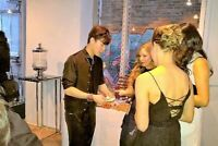 Strolling MAGIC Entertainment 4 Holiday Party byCr8tive Magician