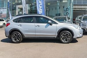2013 Subaru XV G4-X MY14 2.0i-L Lineartronic AWD Ice Silver 6 Speed Constant Variable Wagon Brookvale Manly Area Preview