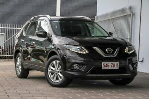 2015 Nissan X-Trail T32 ST-L X-tronic 2WD Black 7 Speed Constant Variable Wagon Springwood Logan Area Preview