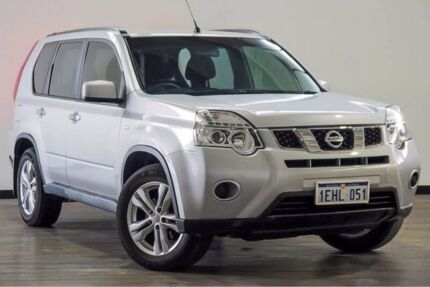 2013 Nissan X-Trail T31 Series V ST 2WD Silver 1 Speed Constant Variable Wagon Myaree Melville Area Preview