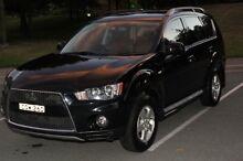 2012 Mitsubishi Outlander Wagon Queanbeyan Area Preview