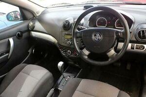 2008 Holden Barina TK MY08 Grey 4 Speed Automatic Hatchback Minchinbury Blacktown Area Preview
