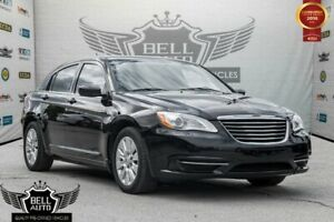 2013 Chrysler 200 LX POWER LOCKS TRACTION CONTROL ALLOY WHEELS