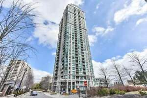 Luxurious 2 Bdrm + Den Condo In Downtown Mississauga