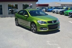 2015 Holden Commodore VF MY15 SV6 Storm Green 6 Speed Sports Automatic Sedan Bayswater Bayswater Area Preview