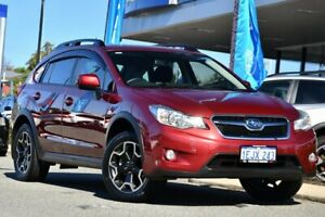 2014 Subaru XV G4X MY14 FX Lineartronic AWD Red/Black 6 Speed Constant Variable Wagon Melville Melville Area Preview