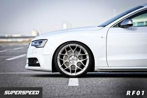 "SUPERSPEED RF01 19"" WHEELS AUDI  ( Flow Formed Wheels)"