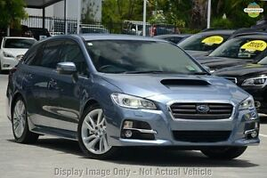 2016 Subaru Levorg V1 MY17 2.0GT CVT AWD Steel Blue Grey 8 Speed Constant Variable Wagon Mount Gravatt Brisbane South East Preview