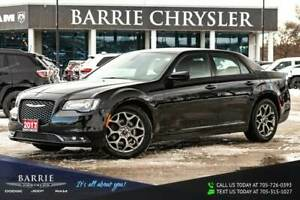 2017 Chrysler 300 ***S MODEL***ALL WHEEL DRIVE***BLUETOOTH***REM