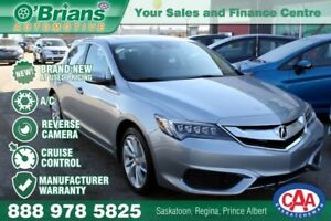 2017 Acura ILX w/Mfg Warranty - Brand new! Under 100KM!
