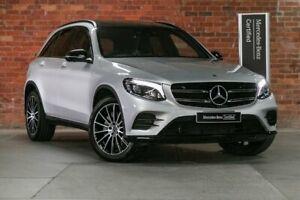 2019 Mercedes-Benz GLC-Class X253 GLC200 Silver Sports Automatic Mulgrave Monash Area Preview
