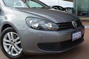 2010 Volkswagen Golf VI MY10 118TSI DSG Comfortline Grey 7 Speed Sports Automatic Dual Clutch Gosnells Gosnells Area Preview