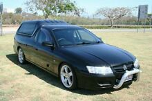 2005 Holden Ute VZ S Black 4 Speed Automatic Utility Townsville 4810 Townsville City Preview