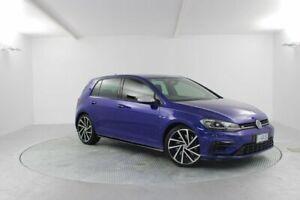 2018 Volkswagen Golf 7.5 MY18 R DSG 4MOTION Blue 7 Speed Sports Automatic Dual Clutch Hatchback Launceston Launceston Area Preview