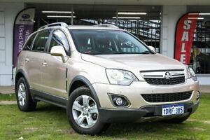 2011 Holden Captiva CG Series II 5 Gold 6 Speed Sports Automatic Wagon Victoria Park Victoria Park Area Preview