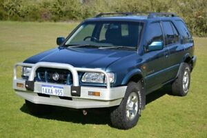 2000 Holden Frontera MX SE (4x4) Blue 4 Speed Automatic 4x4 Wagon Rockingham Rockingham Area Preview