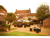 Assistant Manager for Busy Pub Restaurant with 7 Hotel Rooms