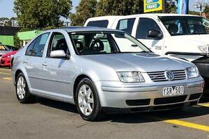 2001 Volkswagen Bora 1J MY2002 Sport 4MOTION Silver 6 Speed Manual Sedan Ringwood East Maroondah Area Preview