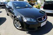 2010 Holden Commodore VE MY10 Omega Black 4 Speed Automatic Sedan Hoppers Crossing Wyndham Area Preview