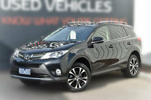 2014 Toyota RAV4 ASA44R MY14 Cruiser AWD Ink 6 Speed Sports Automatic Wagon Berwick Casey Area Preview