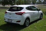 2012 Hyundai i30 GD Active Creamy White 6 Speed Sports Automatic Hatchback Winnellie Darwin City Preview