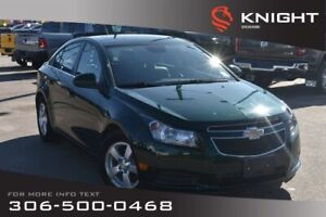 2014 Chevrolet Cruze 2LT | Leather | Heated Seats | Remote Start
