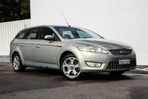 2009 Ford Mondeo MB Zetec Gold 6 Speed Sports Automatic Wagon