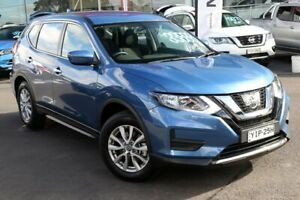 2018 Nissan X-Trail T32 Series II ST X-tronic 2WD Marine Blue 7 Speed Constant Variable Wagon Liverpool Liverpool Area Preview