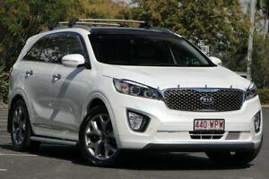2016 Kia Sorento UM MY16 Platinum AWD White 6 Speed Sports Automatic Wagon Chermside Brisbane North East Preview