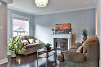Home For Sale In Stoufeville!! Gorgeous Upgraded Semi-Detached!!