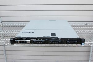 Dell Poweredge R420 2 x QUAD CORE 2.20GHZ E5-2407 8GB MEMORY 250GB SERVER QTY