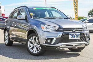 2018 Mitsubishi ASX XC MY19 ES 2WD ADAS Titanium 6 Speed Constant Variable Wagon