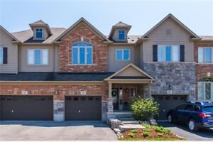 Gorgeous Executive Townhouse for Lease in Kitchener/Waterloo