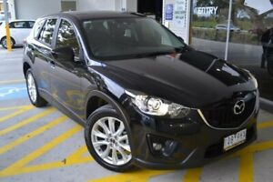 2013 Mazda CX-5 KE Series Grand Touring Black Sports Automatic Mill Park Whittlesea Area Preview