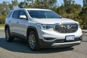 2018 Holden Acadia AC MY19 LTZ-V AWD White 9 Speed Sports Automatic Wagon Cannington Canning Area Preview