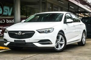 2018 Holden Commodore ZB MY18 LT Liftback White 9 Speed Sports Automatic Liftback Somerton Park Holdfast Bay Preview