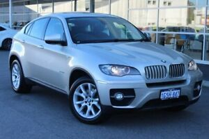 2011 BMW X6 E71 MY11 xDrive40d Coupe Steptronic Gold 8 Speed Sports Automatic Wagon