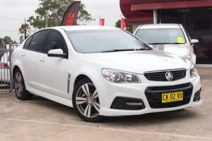 2014 Holden Commodore VF MY14 SS White 6 Speed Sports Automatic Sedan Blacktown Blacktown Area Preview
