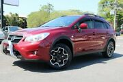 2013 Subaru XV G4X MY13 2.0i-L Lineartronic AWD Red 6 Speed Constant Variable Wagon Earlville Cairns City Preview