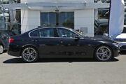 2015 BMW 330i F30 LCI Luxury Line Black 8 Speed Sports Automatic Sedan Kirrawee Sutherland Area Preview