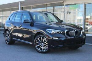 2019 BMW X5 G05 xDrive30d Steptronic M Sport Black 8 Speed Sports Automatic Wagon Osborne Park Stirling Area Preview