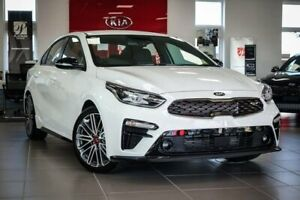 2019 Kia Cerato BD GT White Sports Automatic Dual Clutch Morley Bayswater Area Preview