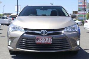2017 Toyota Camry ASV50R Altise Magnetic Bronze 6 Speed Sports Automatic Sedan Upper Mount Gravatt Brisbane South East Preview