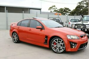 2006 Holden Special Vehicles GTS E Series Orange 6 Speed Sports Automatic Sedan Dandenong Greater Dandenong Preview
