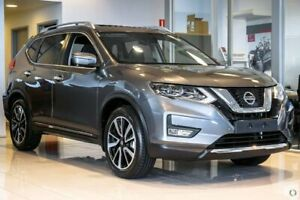 2019 Nissan X-Trail T32 Series II Ti X-tronic 4WD Grey 7 Speed Constant Variable Wagon Brookvale Manly Area Preview