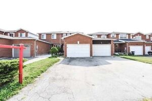 Great Freehold Townhouse 3+1 Bedroom & 4 Washroom. Wow!