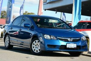 2010 Honda Civic 8th Gen MY10 VTi Blue 5 Speed Manual Sedan Melville Melville Area Preview