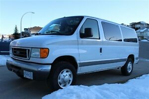 2004 Ford E-350 Superduty XLT Wheelchair, Van